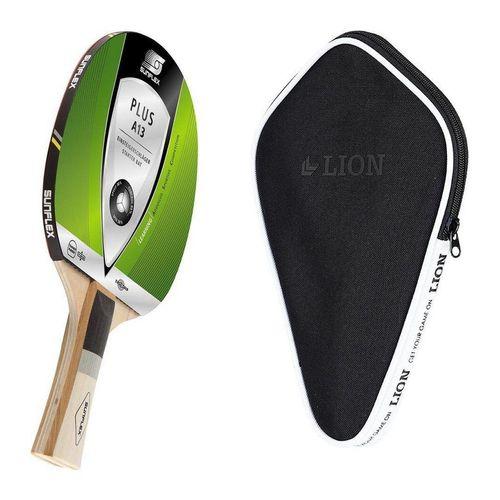 Sunflex Tischtennisschläger »Plus A13 + Tischtennishülle«
