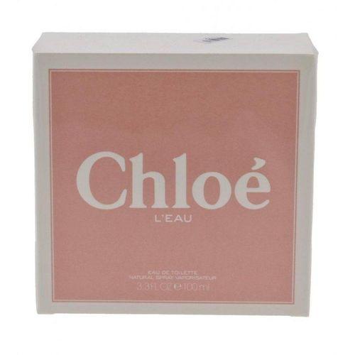 Chloé Eau de Toilette »Chloé L\'Eau Eau de Toilette 100 ml Spray«