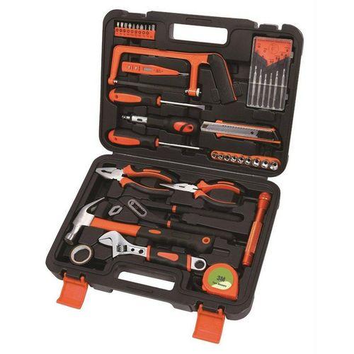 P & K Werkzeugkoffer »40-teilig Werkzeugkoffer Werkzeugset« (40 Stück)