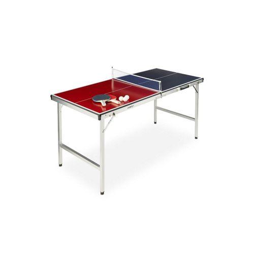 relaxdays Tischtennisplatte »Klappbare Tischtennisplatte mit Zubehör«