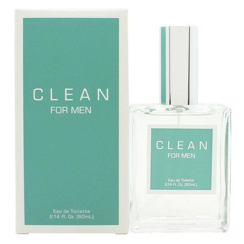 Clean Eau de Toilette »Clean Men Eau de Toilette 60ml Spray«