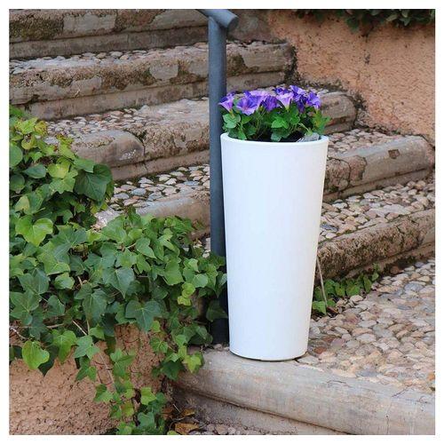 Licht-Trend LED Gartenleuchte »Ficus beleuchteter Blumentopf 60cm«