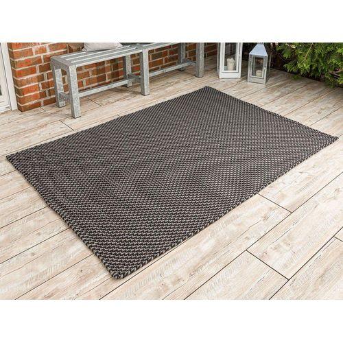 Teppich »Pad Outdoor Teppich POOL Stone Grau / Schwarz 170x240 cm«, PAD
