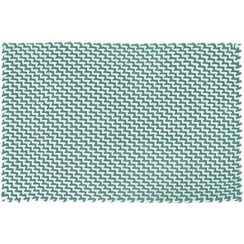 Teppich »Pad Outdoor Teppich POOL Opal Türkis / Weiß 170x240 cm«, PAD