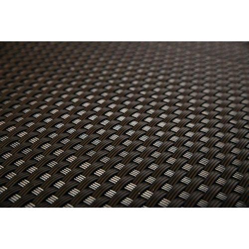 Rattan Art Balkonsichtschutz »Rattan Art Polyrattan Balkonichtschutz - Dunkelbraun 0,9m x 3m«