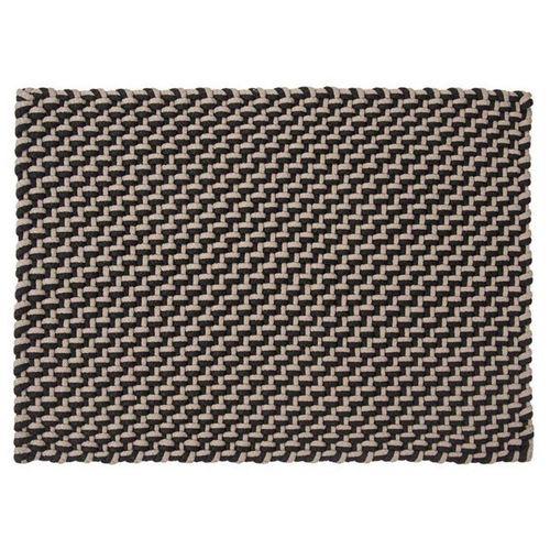 Teppich »Pad Outdoor Teppich POOL Schwarz / Sand 200x300 cm«, PAD
