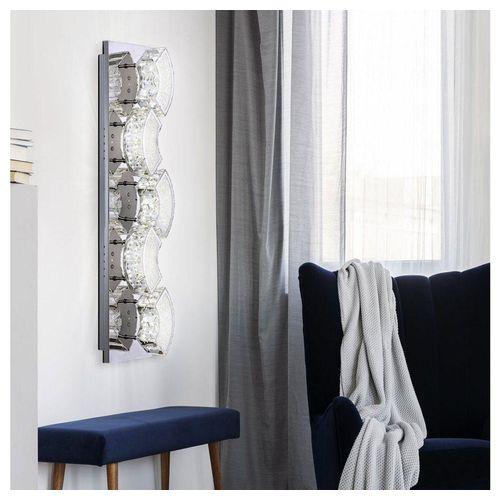 etc-shop Wandleuchte, Kristall Wandlampe LED Kristall Leuchte Wandlampen Modern Design