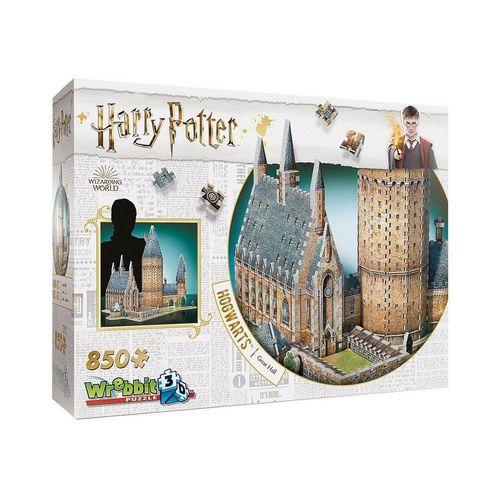 Wrebbit 3D-Puzzle »3D-Puzzle Harry Potter Hogwarts Große Halle 850