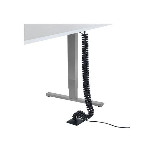 boho office® Kabelführung »Slim Line Kabelführung«