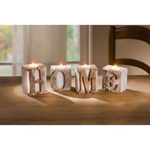 HomeLiving Kerzenhalter »Home