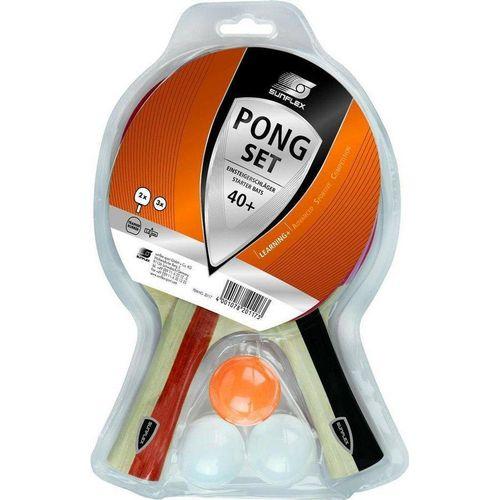 Sunflex Tischtennisschläger »Tischtennis Set Pong«