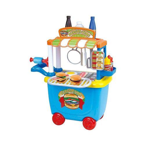 Playgo Spielgeschirr »Ggourmet Burger Cart