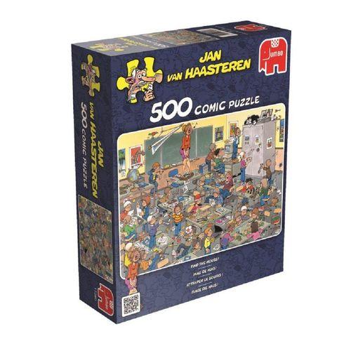 Jumbo Spiele Puzzle »17280 Jan van Haasteren Fang die Maus«, 500 Puzzleteile