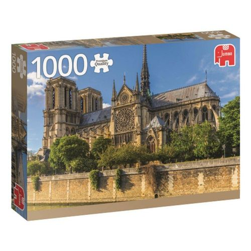 Jumbo Spiele Puzzle »Puzzles 501 bis 1000 Teile JUMBO-18528«, Puzzleteile