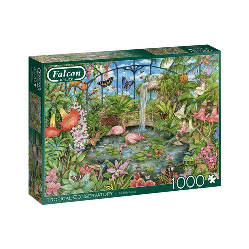 Falcon Puzzle »11295 Debbie Cook Tropical Conservatory