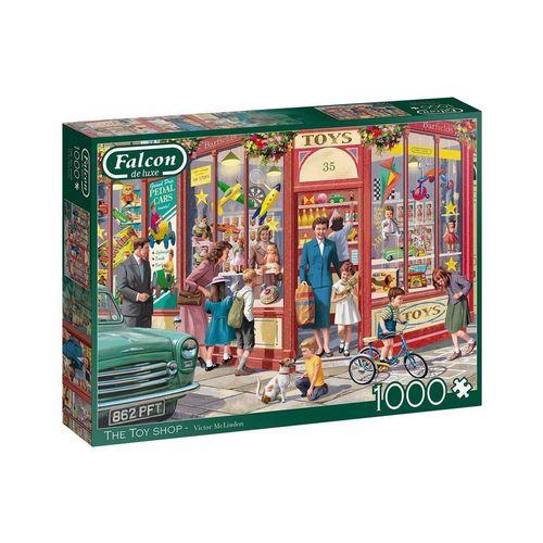 Falcon Puzzle »Falcon 11284 The Toy Shop 1000 Teile Puzzle«, 1000 Puzzleteile