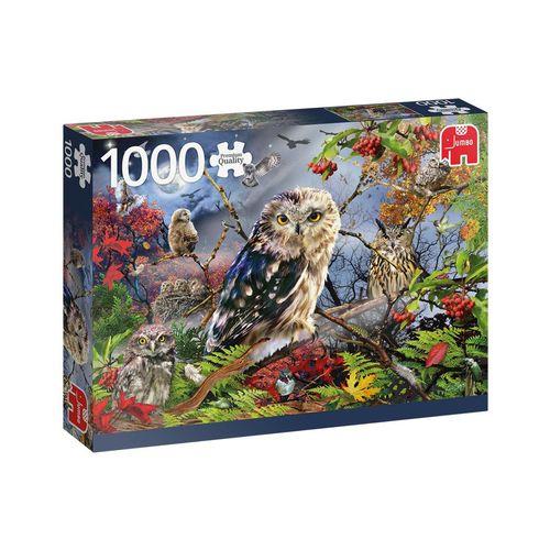 Jumbo Spiele Puzzle »Puzzles 501 bis 1000 Teile JUMBO-18859«, Puzzleteile