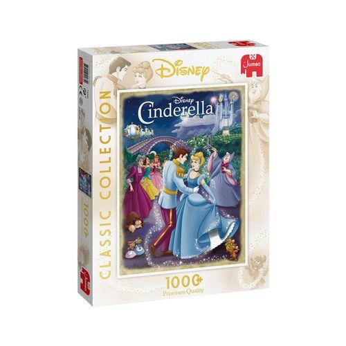 Jumbo Spiele Puzzle »19485 Disney Classic Collection Cinderella