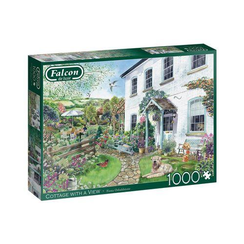 Falcon Puzzle »Puzzles 501 bis 1000 Teile JUMBO-11326«, 1000 Puzzleteile