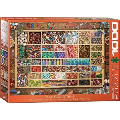 empireposter Puzzle »Perlen Kollektion - 1000 Teile Puzzle Format 68x48 cm«, 1000 Puzzleteile