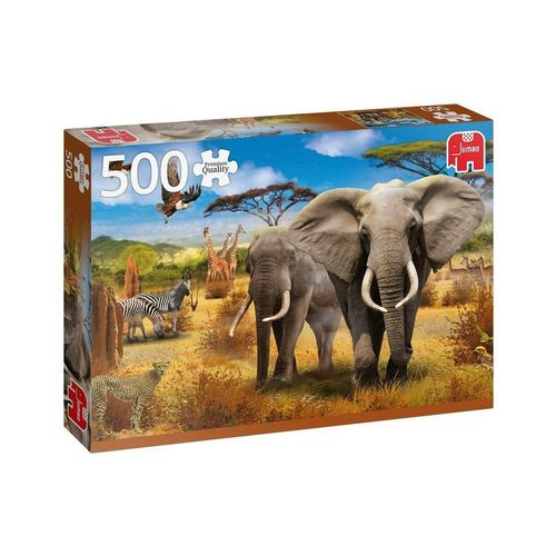 Jumbo Spiele Puzzle »Puzzles bis 500 Teile JUMBO-18802«, Puzzleteile