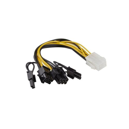 adaptare »adaptare 36052 Grafikkarten-Stromadapter (PCI-e,« Computer-Kabel