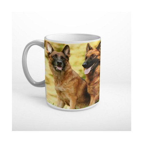 DesFoli Tasse »Schäferhund Hunde Tiere T0430«, Keramik