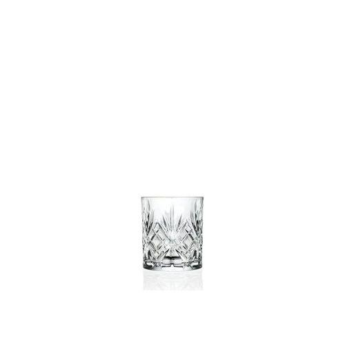 RCR Schnapsglas »RCR Melodia DOF Tumbler 6er set«, Kristallglas