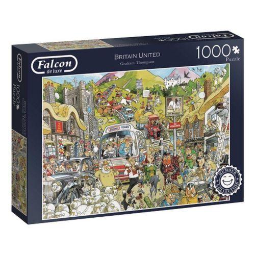 Falcon Puzzle »11197 Britain United Humour 1000 Teile Puzzle