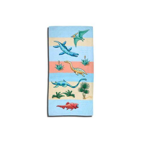 ESPiCO Strandtuch »Dino Urzeit« (1-St), Dinosaurier, Flugsaurier, Fischsaurier