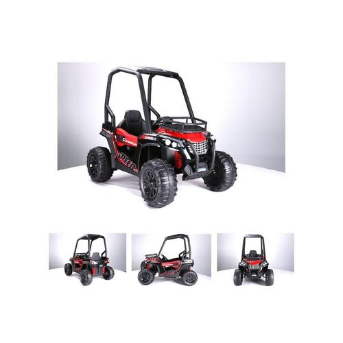 ES-Toys Elektro-Kinderauto »Kinder Elektroauto Elektrobuggy 370