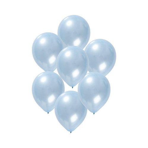 Folat Luftballon »Luftballons metallic rot 30 cm