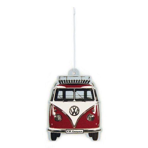 VW Collection by BRISA Autopflege-Set VW Bus T1, Zubehör für Auto, rot