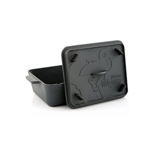 BBQ-Toro Feuertopf »BBQ-Toro Dutch Oven Backtopf
