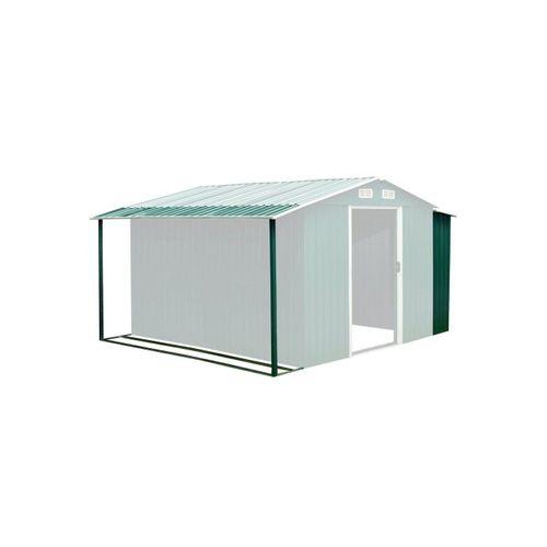BBQ-Toro Gerätehaus »Zelsius Gerätehausanbau 303 x 156/146 x 42 cm
