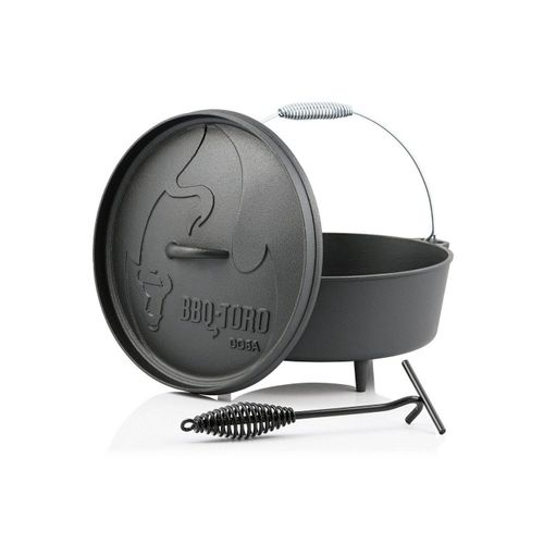 BBQ-Toro Feuertopf »BBQ-Toro Dutch Oven DO6A