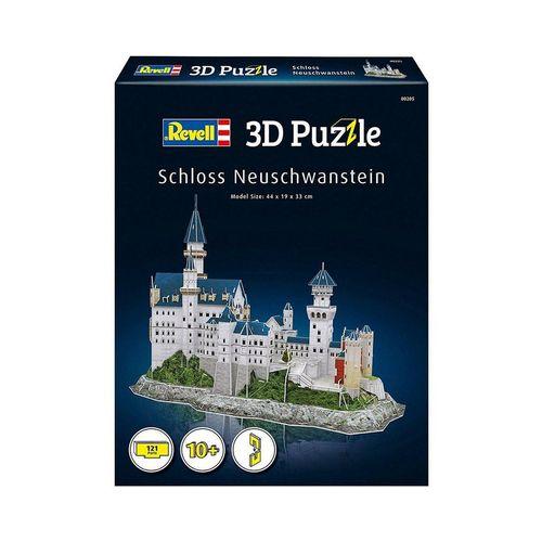 Revell® 3D-Puzzle »3D-Puzzle Schloss Neuschwanstein