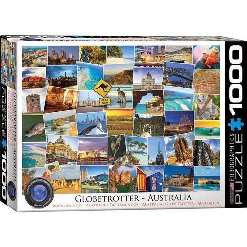 empireposter Puzzle »Traumziele in Australien - 1000 Teile Puzzle im Format 68x48 cm«, 1000 Puzzleteile