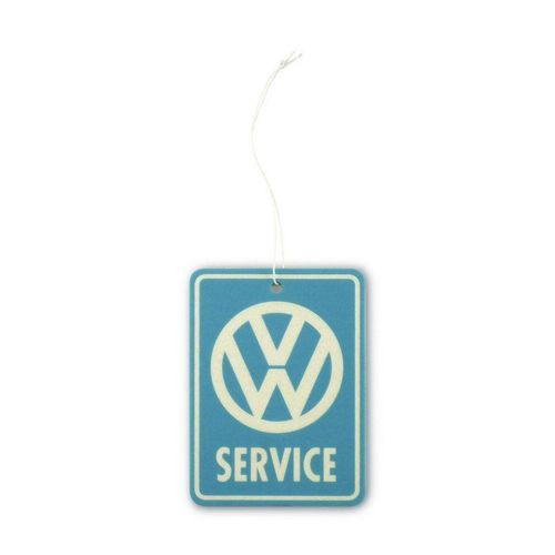 VW Collection by BRISA Autopflege-Set VW Bus T1, Zubehör für Auto, blau