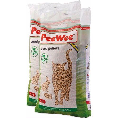 PeeWee Katzenstreu »Katzenstreu Holzstreu für PeeWee Katzentoilette 2 x 9 KG / 28 L«
