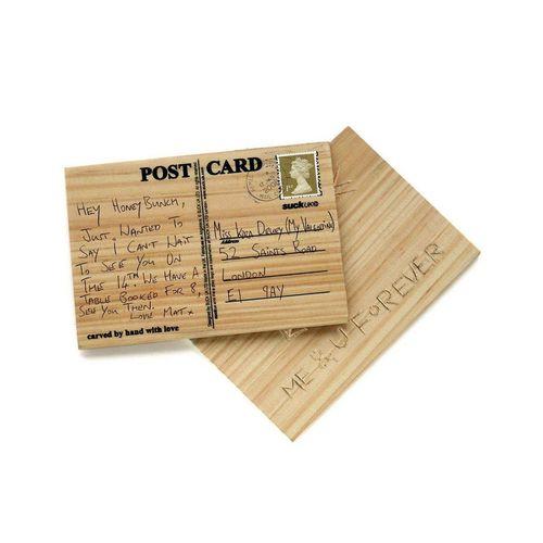 Goods+Gadgets Postkarte