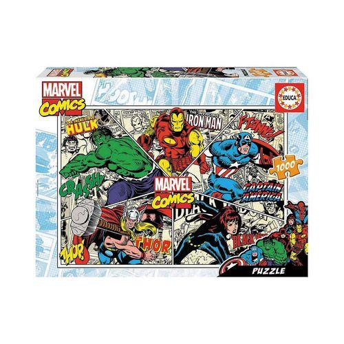 Educa Puzzle »Puzzle Marvel Comics