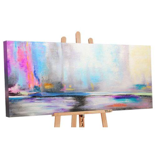 YS-Art Gemälde »Nordlicht 038