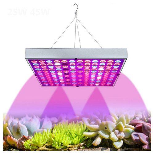 Rosnek Pflanzenlampe »LED Wachstumslampe,25/45W,Vollspektrum,für Zimmerpflanzen Sämlinge Hydrokultur Gewächshaus«