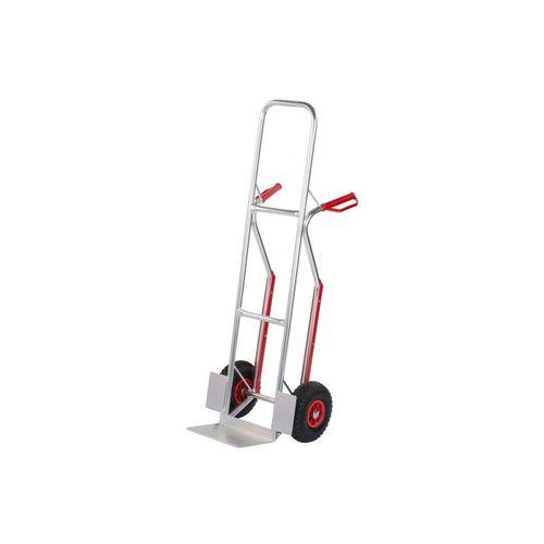 Kreator Sackkarre »Sackkarre Transportkarre Aluminium Alu Stapelkarre Sackrolli Handkarre 200 kg«