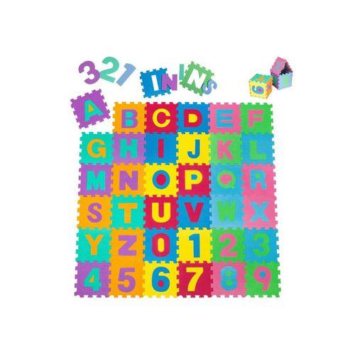 tectake Puzzlematte »Puzzlematte 86-tlg.