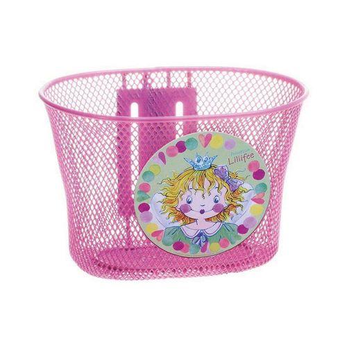 Prinzessin Lillifee Fahrradtasche »Prinzessin Lillifee Fahrradkorb aus Metall