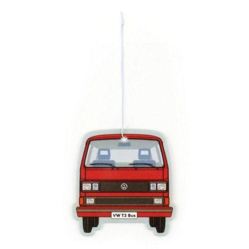 VW Collection by BRISA Autopflege-Set VW Bus T3, Zubehör für Auto, rot