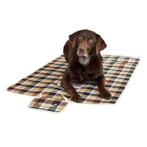 Pets Club Tierdecke »Hundedecke Schutzdecke Hund Auto Kofferraumdecke«, braun