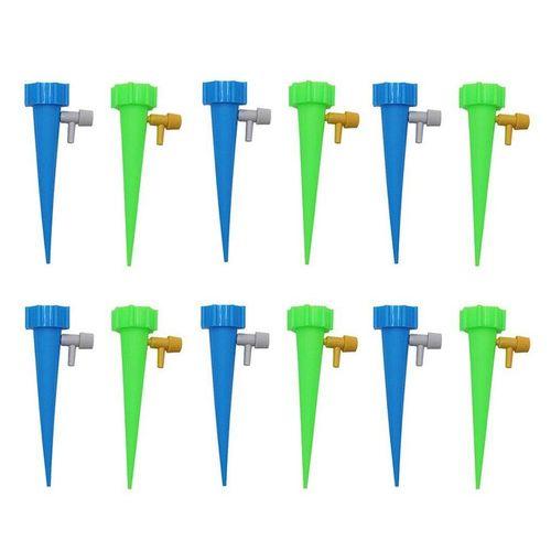 Masbekte Bewässerungssystem, (12-tlg), 12x Bewässerung Wasserspender für Zimmerpflanzen